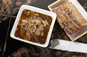 soup tripe