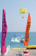 parachute smile