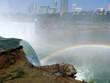 niagara falls, edge of horseshoe falls