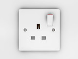 plug socket poster