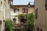 vieux village poster