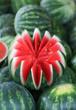 Leinwandbild Motiv watermelon