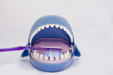 healthy toy teeth poster