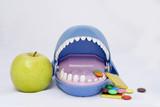 healthy teeth poster