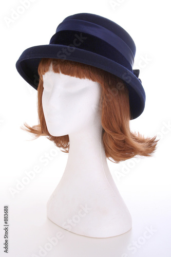 1940s ladies hat