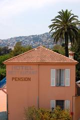 hotel pension