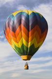 hot air balloon series 05 poster