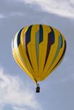 hot air balloon series 07 poster
