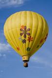 hot air balloon series 09 poster