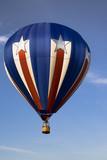 hot air balloon series 11 poster