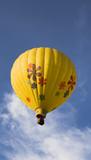 hot air balloon series 12 poster