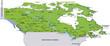 map canada landkarte kanada