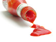 Leinwandbild Motiv ketchup