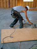 construction worker, poster