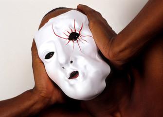 masque deforme