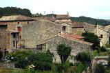 village cévennol poster