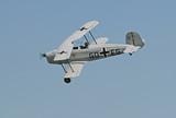 domácí 1.131e Jungmann v letu