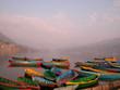 lac de pokhara - népal