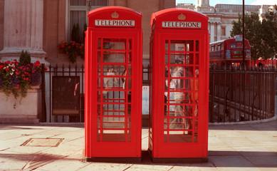 london telephone booths