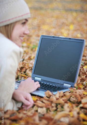 woman with laptop 21