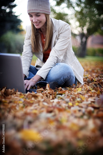woman with laptop 22