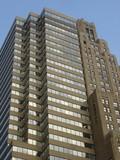 skyscraper in usa poster