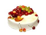 summer cake poster