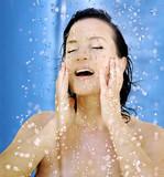 shower poster