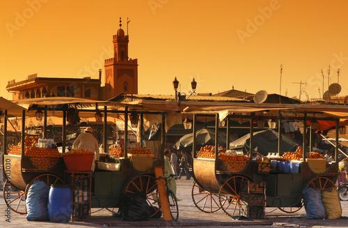 marrakech djema el fna - 903030