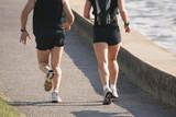 jogging partners poster