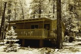 rustic cabin 2 poster