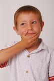 expressive kid 14 poster
