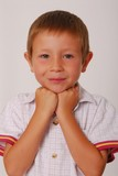 expressive kid 15 poster