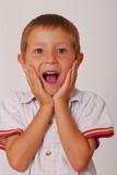 expressive kid 17 poster