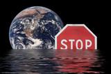 stop à la destruction ! poster