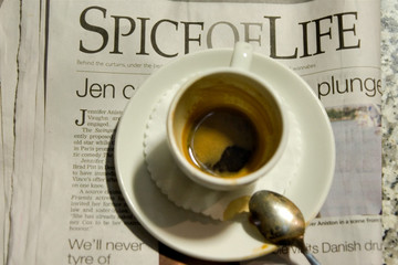 coffee spice of life