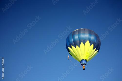 Foto op Aluminium Ballon hot air balloon ride