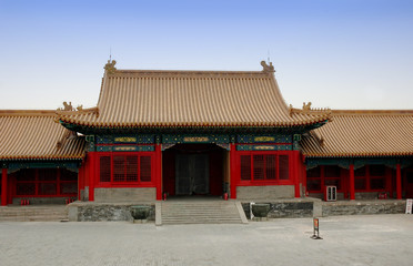 old china architecture