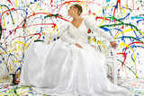beautiful bride poster