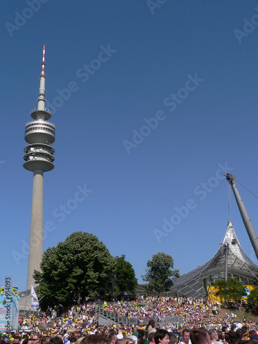 olympic tower munich germany