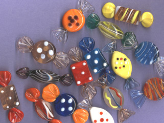 colorfull candies