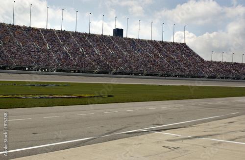 Foto op Canvas Stadion Track