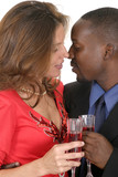 romantic couple celebrating 3 poster