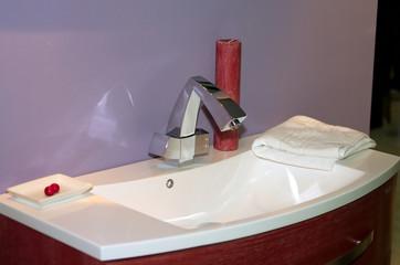 sink decoration