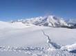 snow mountain alpine