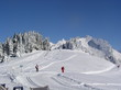 ski touring moutain