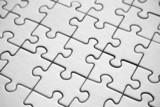 Fotoroleta texture de puzzle