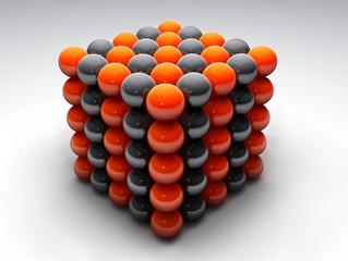 molekularer würfel