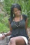 juranne,young,sexy,cute,pretty,gorgeous,black,fema poster