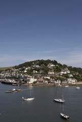 looking towards kingswear